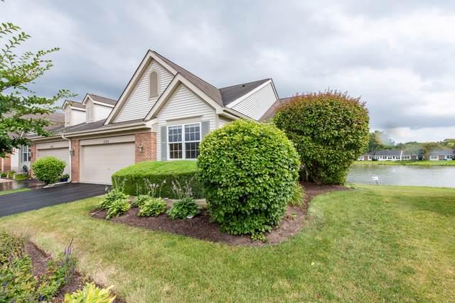 1225 E Oakwood Drive, Fox Lake, IL 60020 (MLS #10487225) :: John Lyons Real Estate