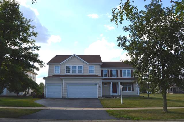 821 Preston Lane, Oswego, IL 60543 (MLS #10487227) :: Helen Oliveri Real Estate