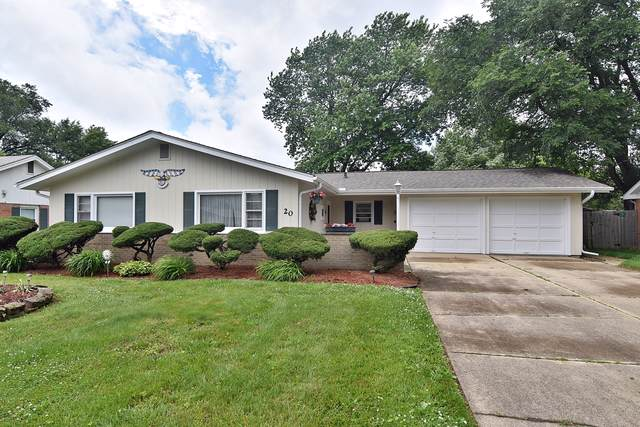 20 Hawthorne Drive, North Aurora, IL 60542 (MLS #10487271) :: The Wexler Group at Keller Williams Preferred Realty