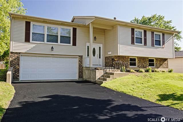 990 Brush Hill Lane, Lake Zurich, IL 60047 (MLS #10487279) :: Berkshire Hathaway HomeServices Snyder Real Estate