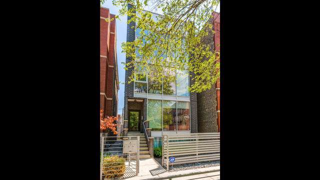 1017 N Winchester Avenue #2, Chicago, IL 60622 (MLS #10487285) :: The Perotti Group   Compass Real Estate