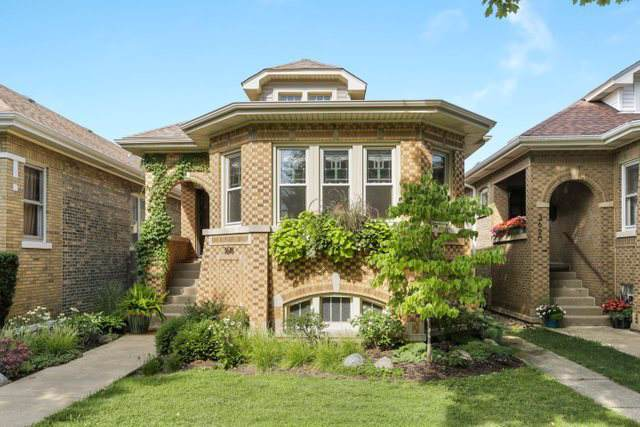 3618 N Mozart Street, Chicago, IL 60618 (MLS #10487299) :: Angela Walker Homes Real Estate Group