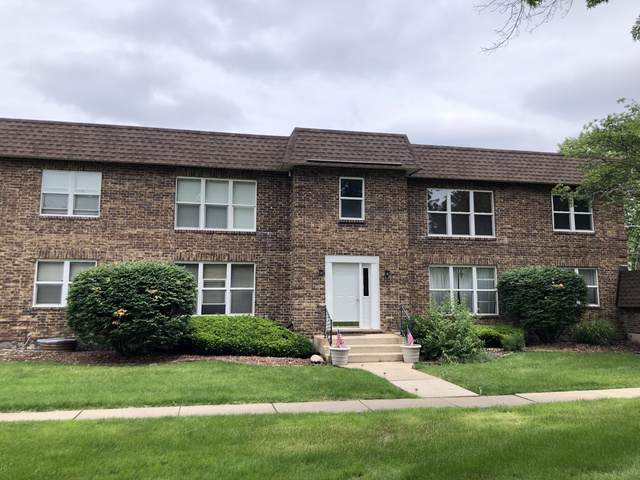 18519 Harwood Avenue 1A, Homewood, IL 60430 (MLS #10487300) :: Property Consultants Realty