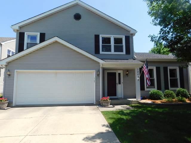 1209 Devonshire Road, Buffalo Grove, IL 60089 (MLS #10487324) :: The Perotti Group | Compass Real Estate