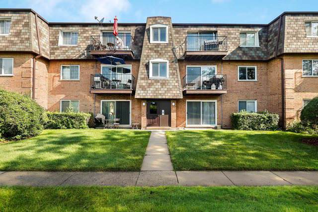 9399 Bay Colony Drive 2E, Des Plaines, IL 60016 (MLS #10487329) :: Berkshire Hathaway HomeServices Snyder Real Estate