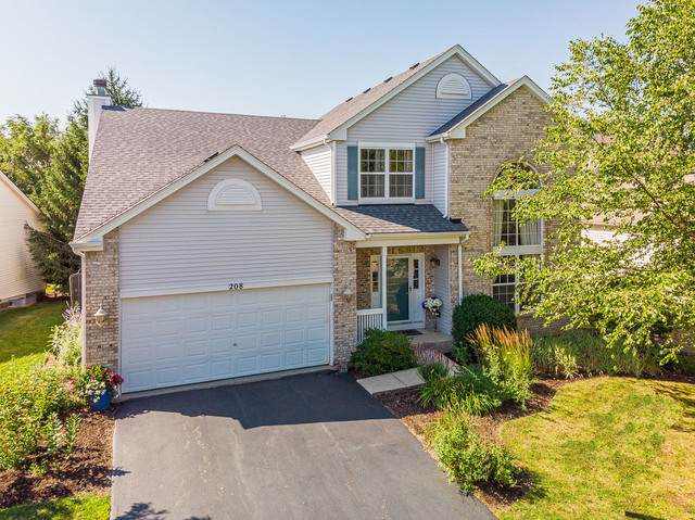 208 Spring Valley Way, Round Lake, IL 60073 (MLS #10487358) :: Property Consultants Realty