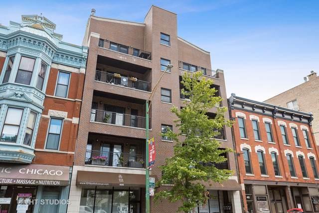 409 W North Avenue 4E, Chicago, IL 60610 (MLS #10487361) :: The Perotti Group | Compass Real Estate