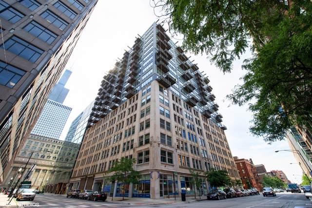 565 W Quincy Street #617, Chicago, IL 60661 (MLS #10487405) :: The Mattz Mega Group