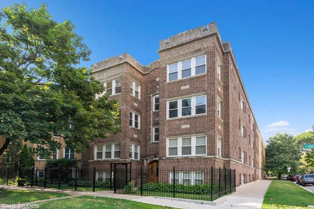 2223 W Highland Avenue 3E, Chicago, IL 60659 (MLS #10487438) :: The Mattz Mega Group