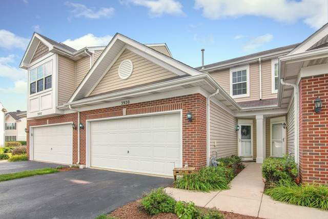3920 Preston Drive #0, Yorkville, IL 60560 (MLS #10487457) :: Baz Realty Network | Keller Williams Elite