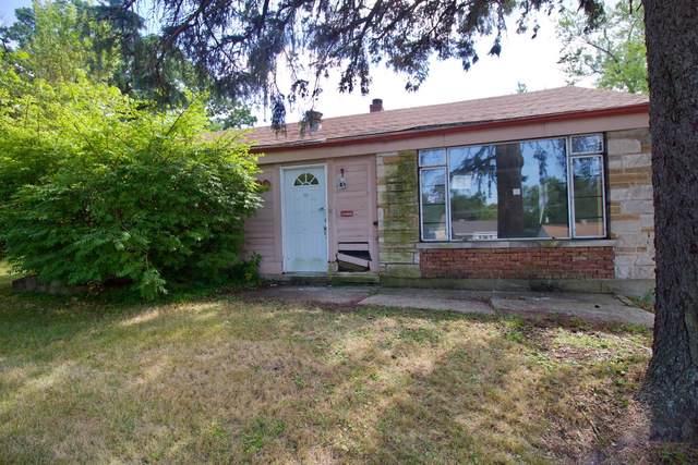 39 Sauk Trail, Park Forest, IL 60466 (MLS #10487485) :: Angela Walker Homes Real Estate Group