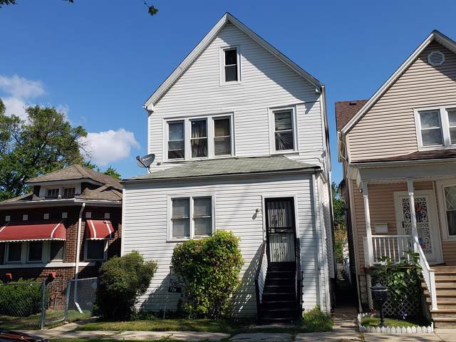 706 E 89th Street, Chicago, IL 60619 (MLS #10487523) :: The Wexler Group at Keller Williams Preferred Realty