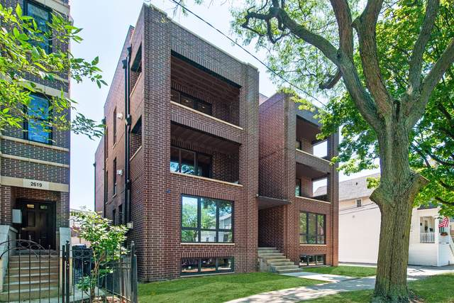 2615 N Seminary Avenue 3N, Chicago, IL 60614 (MLS #10487544) :: The Mattz Mega Group
