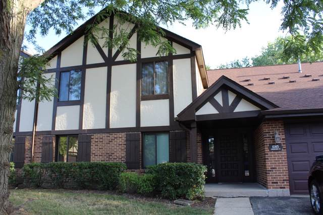1085 Creekside Court 2-B, Wheeling, IL 60090 (MLS #10487578) :: Berkshire Hathaway HomeServices Snyder Real Estate