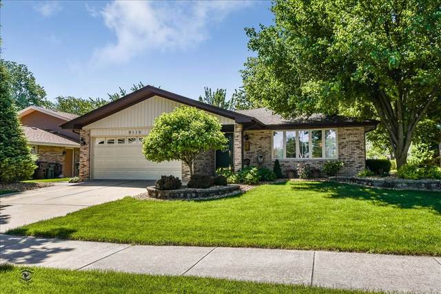9115 Oakwood Drive, Tinley Park, IL 60487 (MLS #10487579) :: The Wexler Group at Keller Williams Preferred Realty