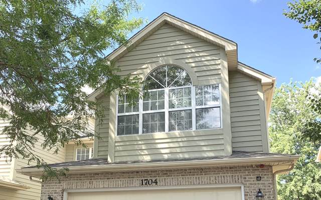 1704 Tamahawk Lane, Naperville, IL 60564 (MLS #10487603) :: Property Consultants Realty