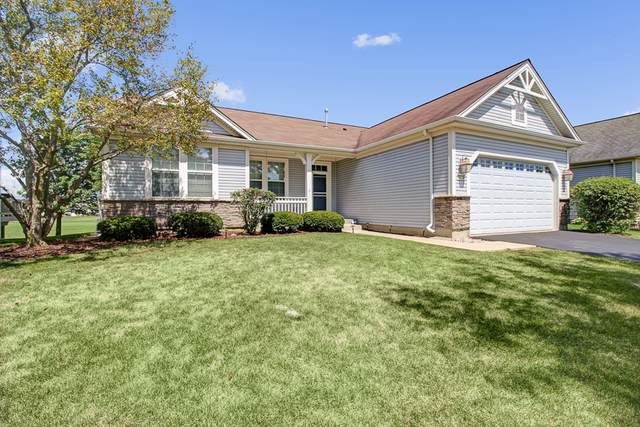13126 Eakin Creek Court, Huntley, IL 60142 (MLS #10487658) :: Property Consultants Realty