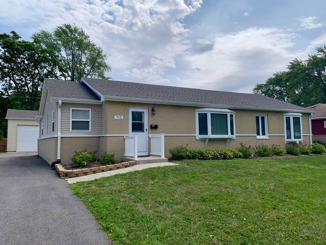 715 Mohave Street, Hoffman Estates, IL 60169 (MLS #10487659) :: The Wexler Group at Keller Williams Preferred Realty