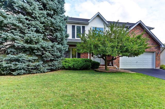 613 Wingfoot Drive, North Aurora, IL 60542 (MLS #10487667) :: Property Consultants Realty