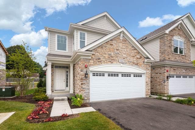 530 Ursuline Avenue, Naperville, IL 60565 (MLS #10487679) :: Baz Realty Network | Keller Williams Elite