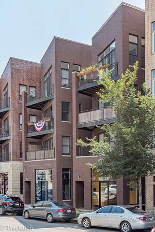 2419 W Madison Street #4, Chicago, IL 60612 (MLS #10487698) :: The Mattz Mega Group