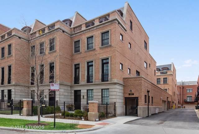 1834 S Calumet Avenue #3, Chicago, IL 60616 (MLS #10487726) :: The Mattz Mega Group
