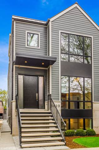3623 N Leavitt Street, Chicago, IL 60618 (MLS #10487735) :: Property Consultants Realty