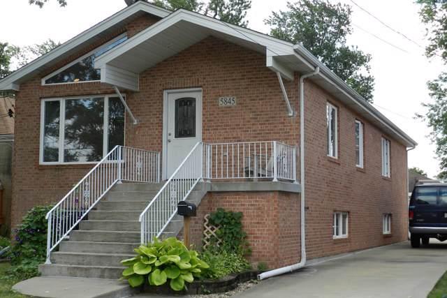 5845 Burr Oak Avenue, Berkeley, IL 60163 (MLS #10487817) :: Angela Walker Homes Real Estate Group