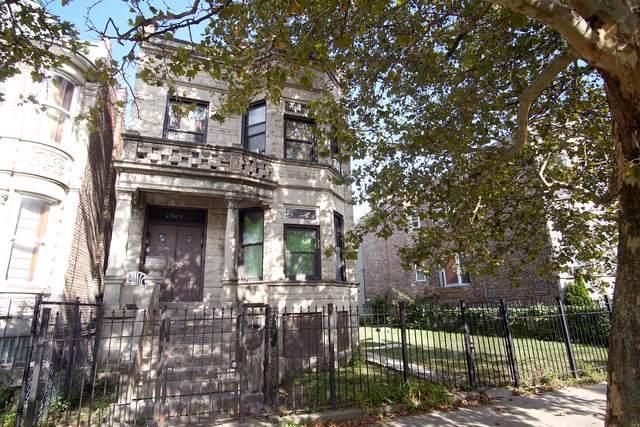 1225 S Harding Avenue, Chicago, IL 60623 (MLS #10487850) :: Angela Walker Homes Real Estate Group