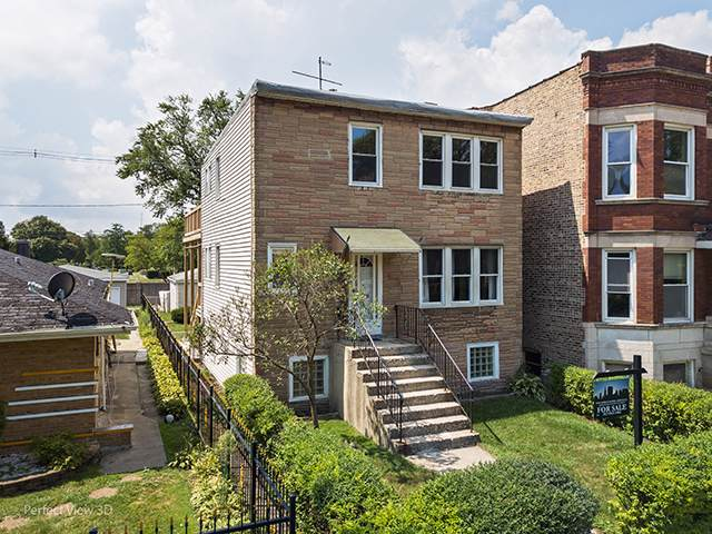 7020 S Woodlawn Avenue S, Chicago, IL 60637 (MLS #10487857) :: Angela Walker Homes Real Estate Group
