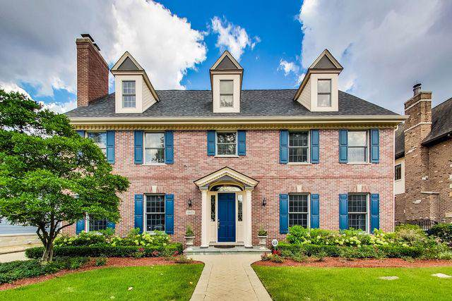 5831 S Grant Street, Hinsdale, IL 60521 (MLS #10487885) :: Property Consultants Realty