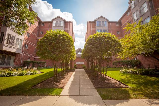 27 E Hattendorf Avenue #511, Roselle, IL 60172 (MLS #10487934) :: Berkshire Hathaway HomeServices Snyder Real Estate