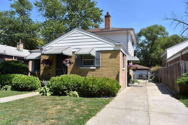 12513 S Loomis Street, Calumet Park, IL 60827 (MLS #10487989) :: The Perotti Group | Compass Real Estate