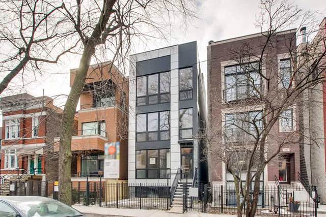 944 N Winchester Avenue #2, Chicago, IL 60622 (MLS #10488046) :: The Perotti Group   Compass Real Estate