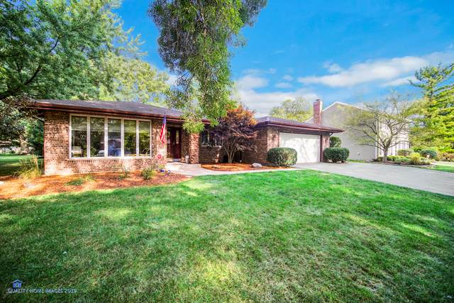 821 Oakwood Drive, Frankfort, IL 60423 (MLS #10488067) :: Berkshire Hathaway HomeServices Snyder Real Estate