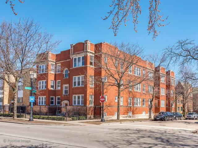 203 Ridge Avenue #101, Evanston, IL 60202 (MLS #10488075) :: The Wexler Group at Keller Williams Preferred Realty