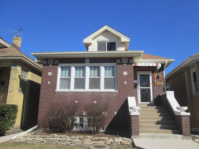 7918 W Fletcher Street, Elmwood Park, IL 60707 (MLS #10488083) :: Lewke Partners