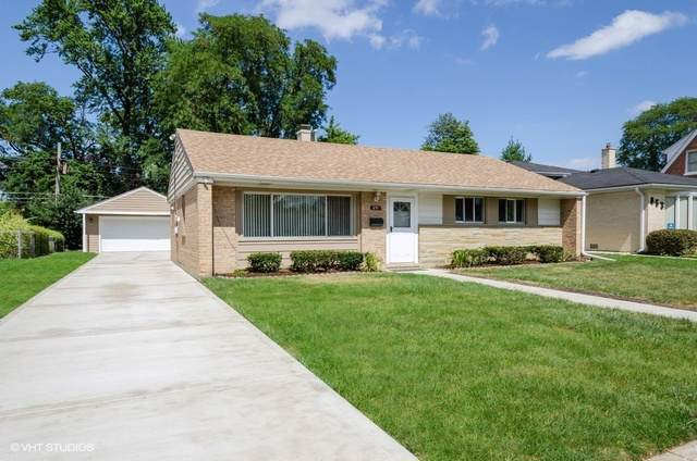 851 E Grant Drive, Des Plaines, IL 60016 (MLS #10488098) :: Ryan Dallas Real Estate