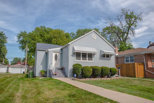 9425 S Trumbull Avenue, Evergreen Park, IL 60805 (MLS #10488117) :: Berkshire Hathaway HomeServices Snyder Real Estate
