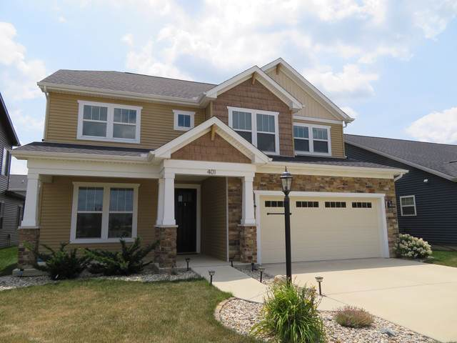 401 Bardeen Lane, Champaign, IL 61822 (MLS #10488126) :: Property Consultants Realty