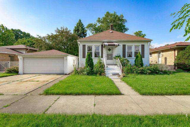 5834 Madison Street, Morton Grove, IL 60053 (MLS #10488129) :: The Wexler Group at Keller Williams Preferred Realty