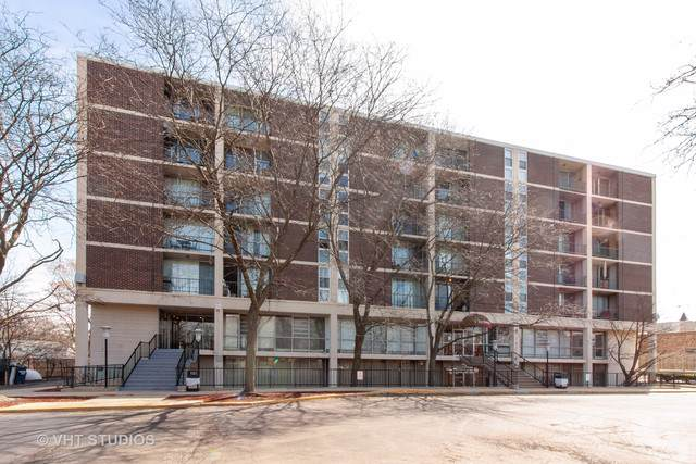1043 S York Road #510, Bensenville, IL 60106 (MLS #10488138) :: The Perotti Group | Compass Real Estate