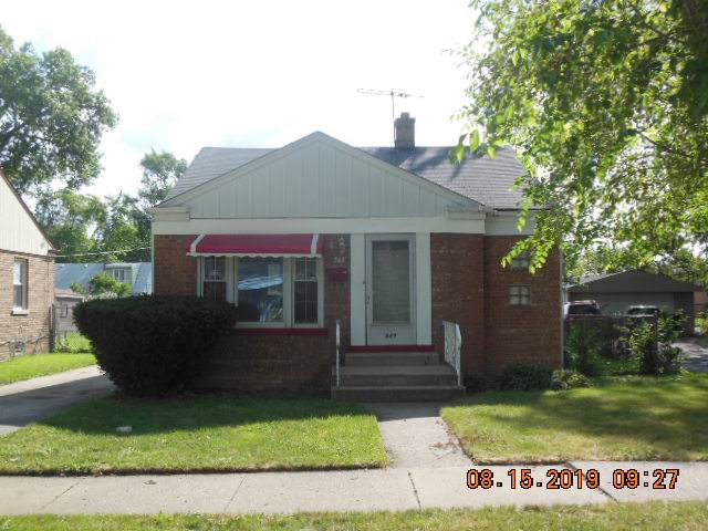 549 47th Avenue, Bellwood, IL 60104 (MLS #10488177) :: The Wexler Group at Keller Williams Preferred Realty