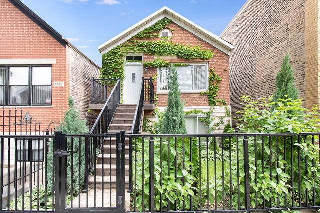 1234 W 32ND Place, Chicago, IL 60608 (MLS #10488183) :: The Perotti Group | Compass Real Estate
