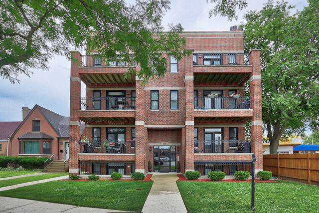 5605 N Miltimore Avenue 3N, Chicago, IL 60646 (MLS #10488199) :: Angela Walker Homes Real Estate Group