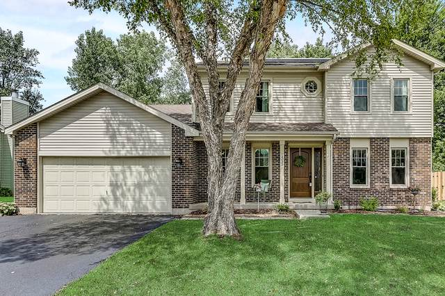 1355 Loch Lomond Drive, Crystal Lake, IL 60014 (MLS #10488225) :: The Wexler Group at Keller Williams Preferred Realty