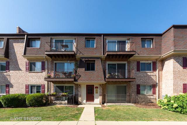 876 S Plum Grove Road #307, Palatine, IL 60067 (MLS #10488275) :: The Wexler Group at Keller Williams Preferred Realty