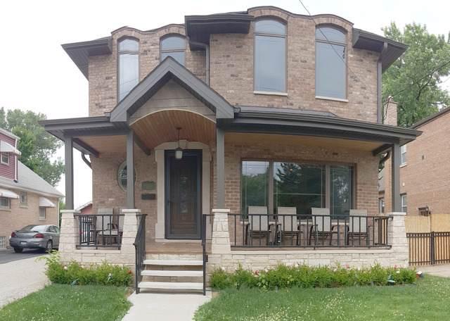 11303 S Homan Avenue, Chicago, IL 60655 (MLS #10488302) :: The Dena Furlow Team - Keller Williams Realty