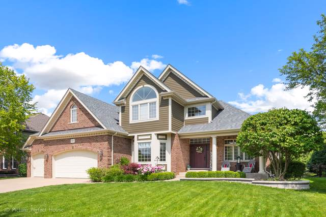 3520 Vanilla Grass Drive, Naperville, IL 60564 (MLS #10488319) :: The Wexler Group at Keller Williams Preferred Realty