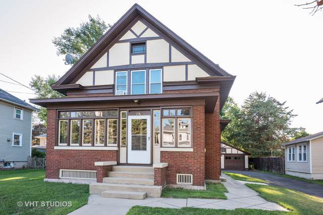 214 Hill Avenue, Elgin, IL 60120 (MLS #10488323) :: Property Consultants Realty